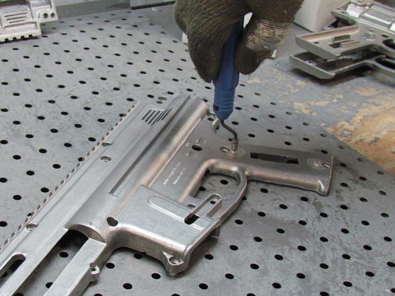 Handwork & Assembly Sanding & Grinding
